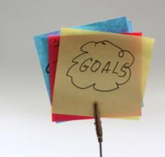 goal sticky